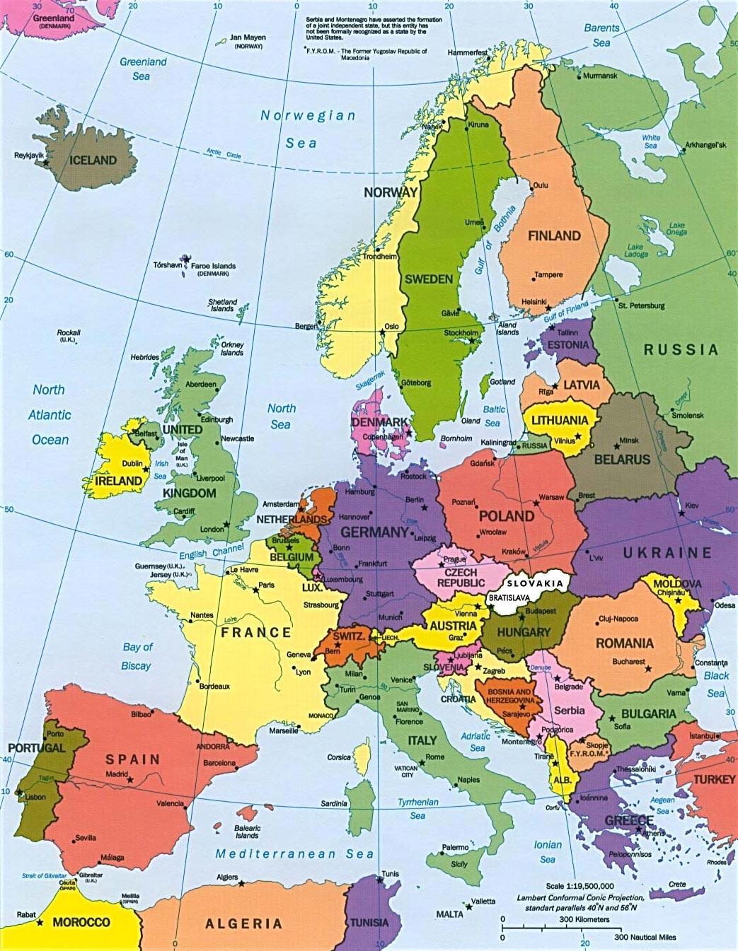 Inglaterra Mapa Europa   Vlooienmarkteninfo