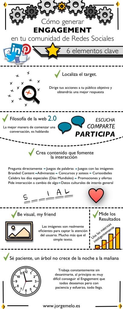 Cómo generar engagement en Redes Sociales