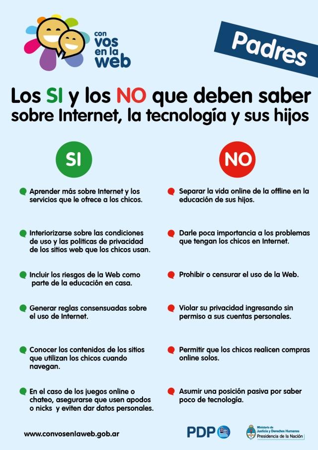 Consejos para ayudar a tus hijos en Internet