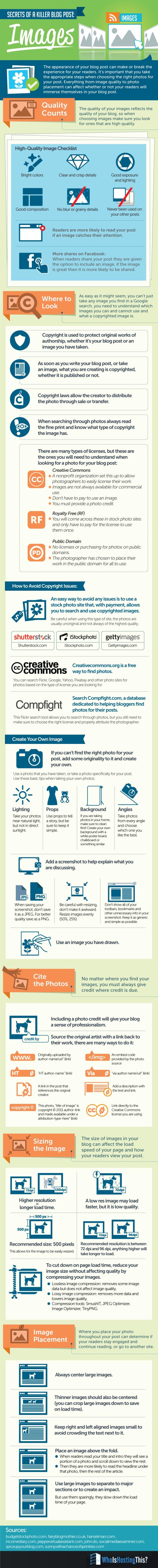 Haz bueno un post con imágenes