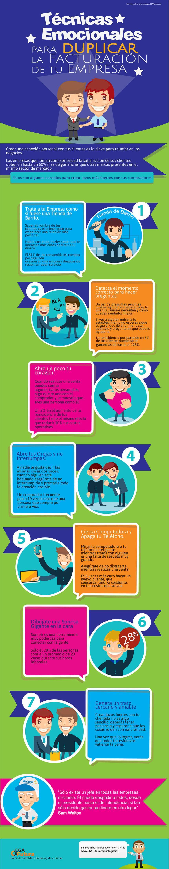 7 técnicas emocionales para duplicar tu facturación