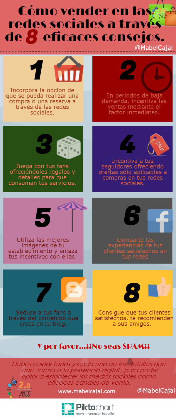 Cómo vender en Redes Sociales con 8 consejos