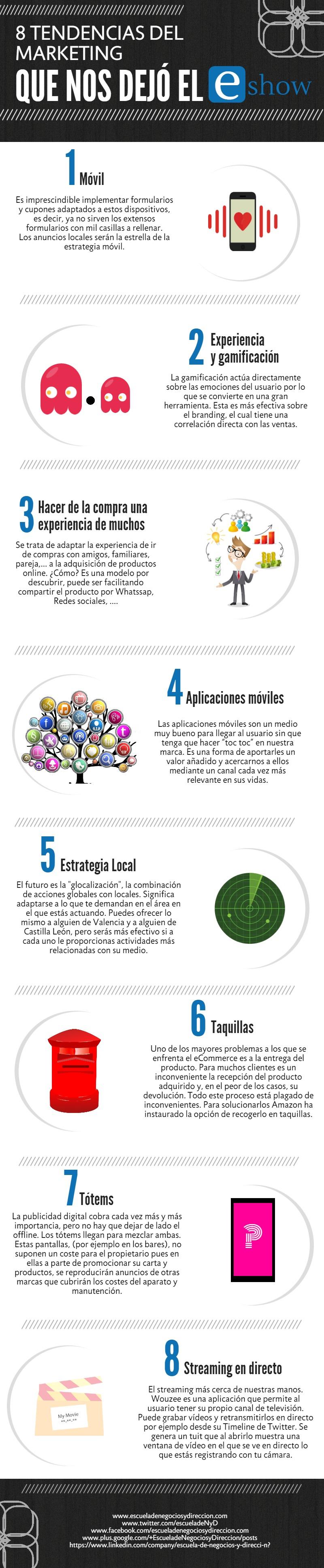 8 tendencias de marketing