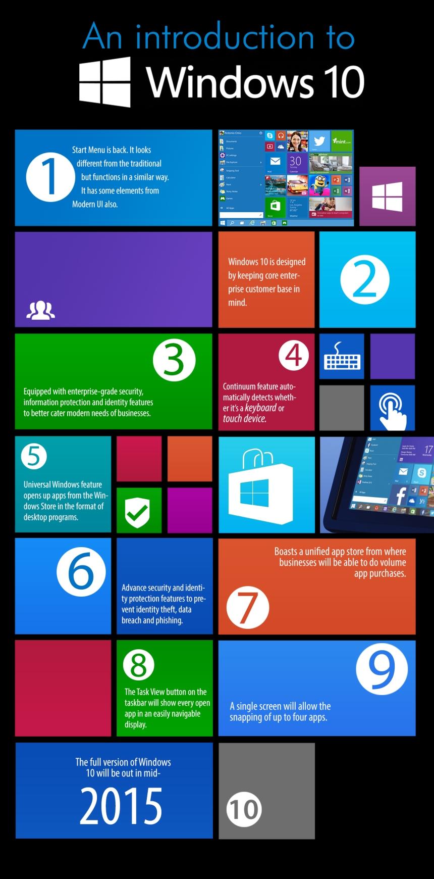 Introducción a Windows 10