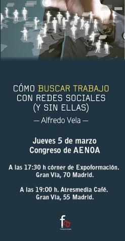Presentaciones Madrid - 5 marzo