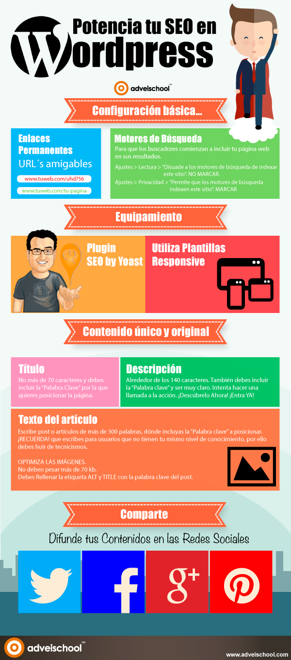 Potencia tu SEO en WordPress