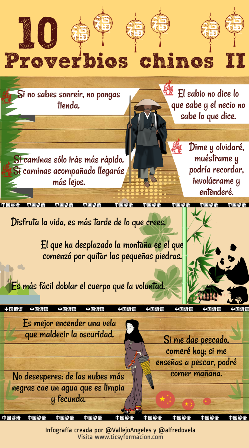 10 proverbios chinos (II)