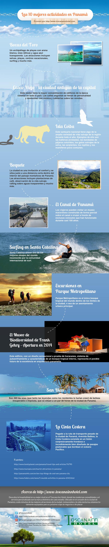 10 mejores actividades en Panamá