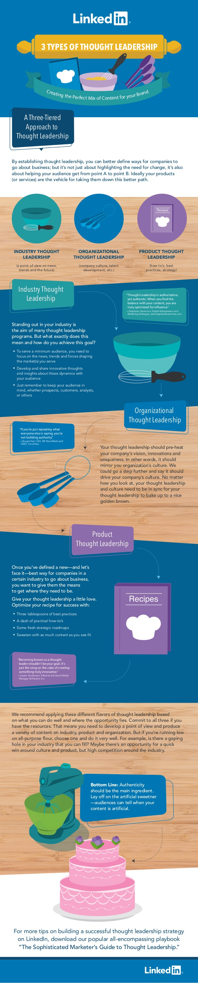 3 tipos de liderazgo intelectual