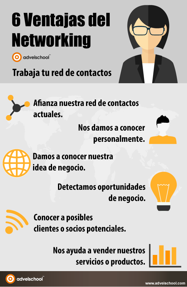6 ventajas del Networking