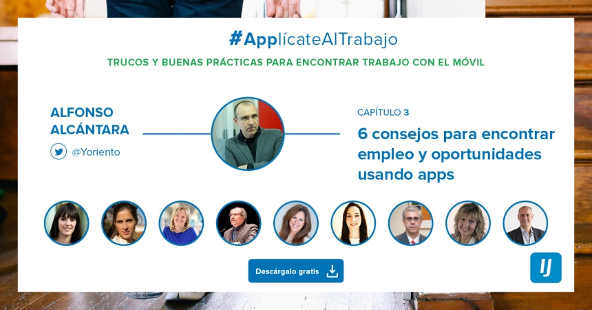 #ApplicateAlTrabajo - Capítulo 8 - Alfonso Alcántara
