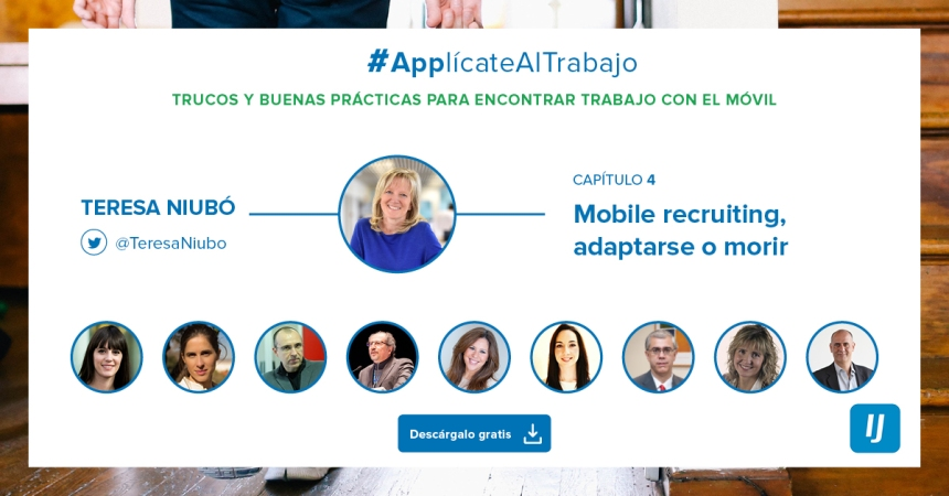 #ApplicateAlTrabajo - Capítulo 4 - Teresa Niubó