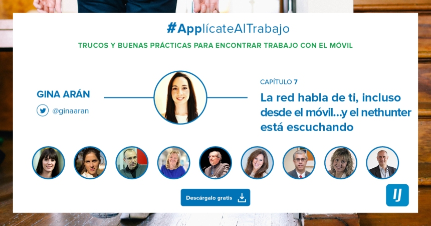 #ApplicateAlTrabajo - Capítulo 3 - Gina Arán