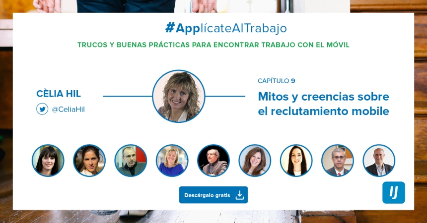 #ApplicateAlTrabajo - Capítulo 9 - Celia Hil