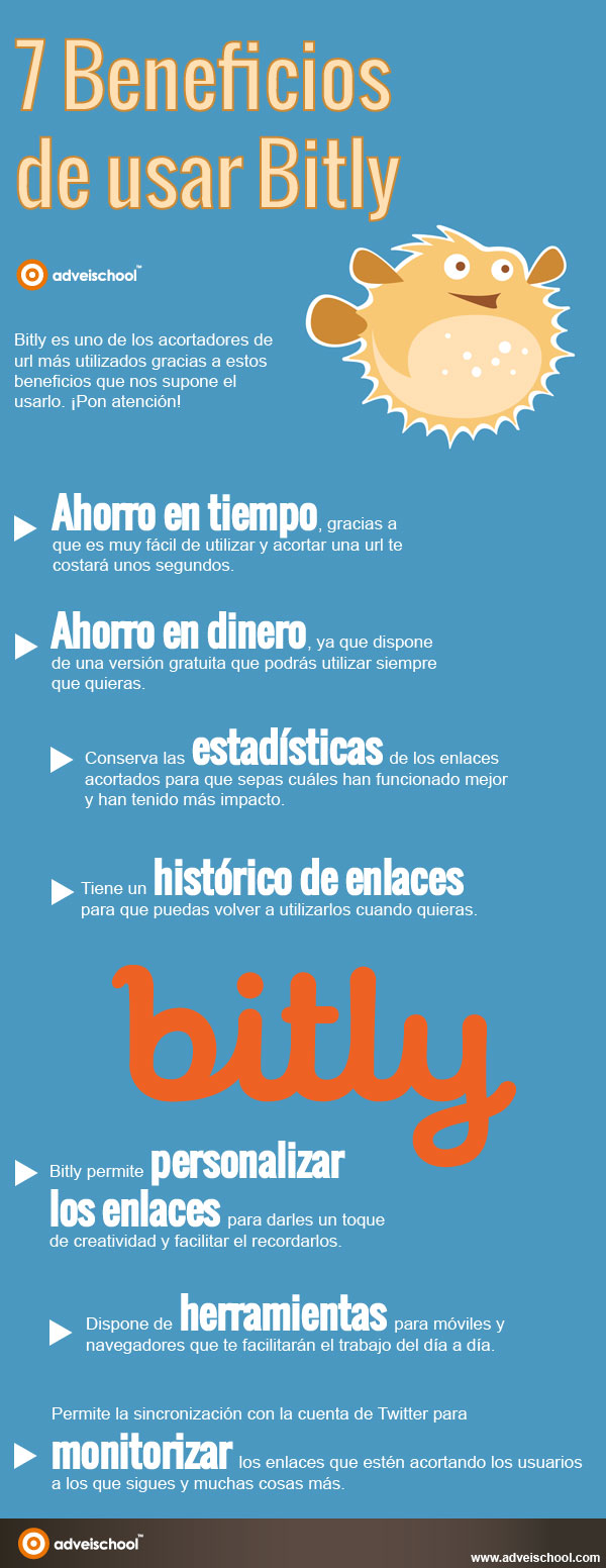 7 beneficios de usar Bitly