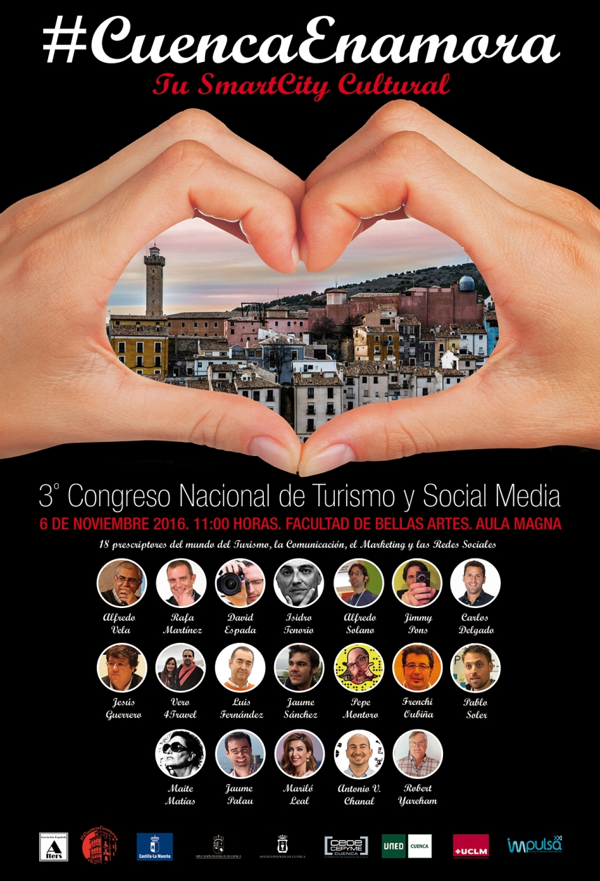 3º Congreso Nacional de Turismo y Social Media