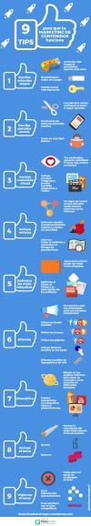 9 consejos para que tu marketing de contenidos funcione
