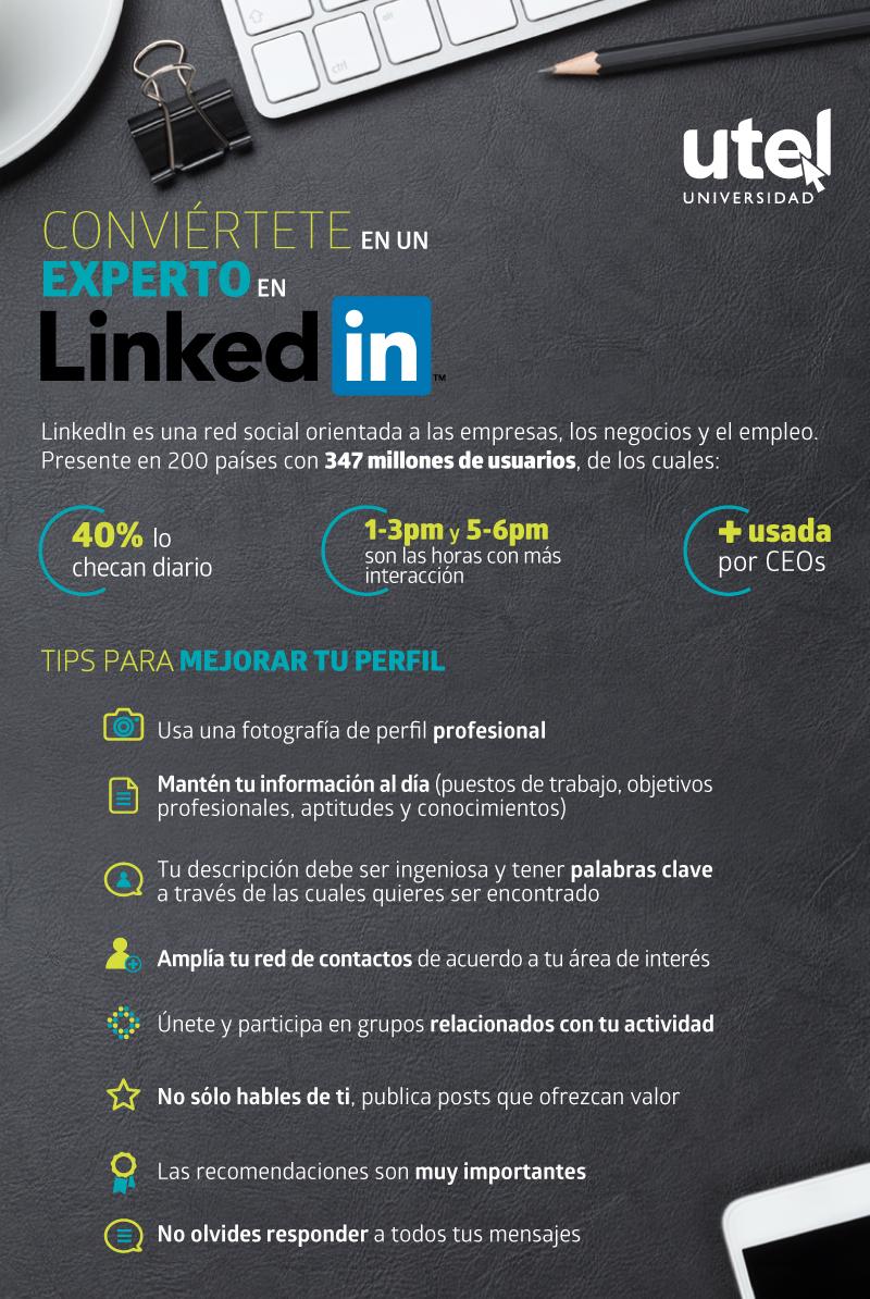 Algunos consejos sobre LinkedIn